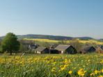 Blick auf Friedersdorf