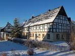 Fachwerkhaus in Pretzschendorf