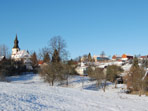 Blick auf Klingenberg