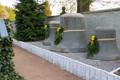 ...nun bekommen sie einen Ehrenplatz auf dem Friedhof.