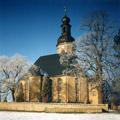 Kirche vor der Sanierung