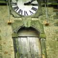 Glockenstube vor der Sanierung...