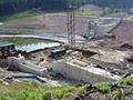 27.04.2008: Baustelle Vorsperre